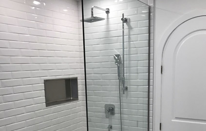 Glass Shower Walls And Doors