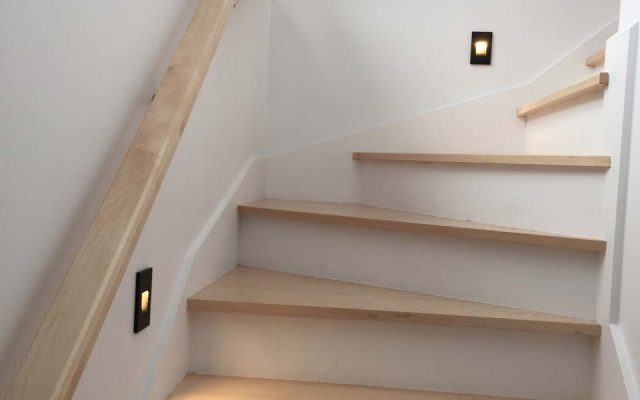 Limons et escalier - Rampes et balcons St-Sauveur