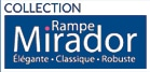 Collection rampes Mirador