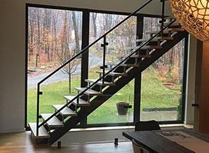 services Limons et escaliers