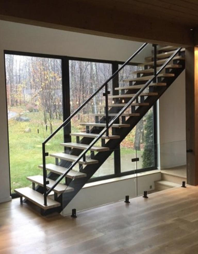 normes escalier intérieur