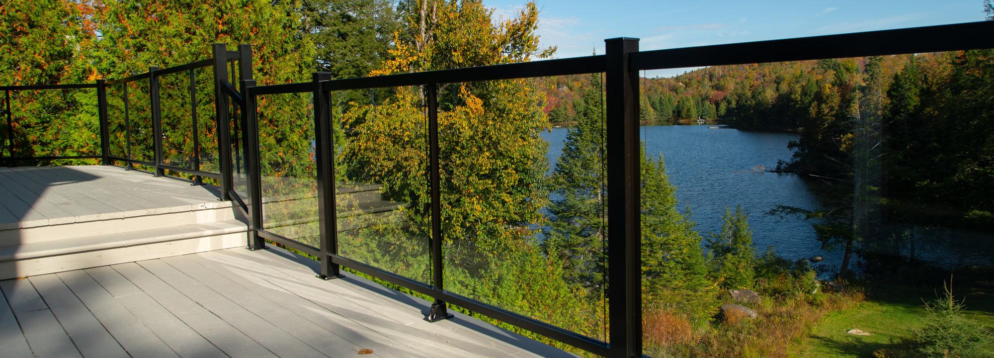 6-mm tempered glass railing 8