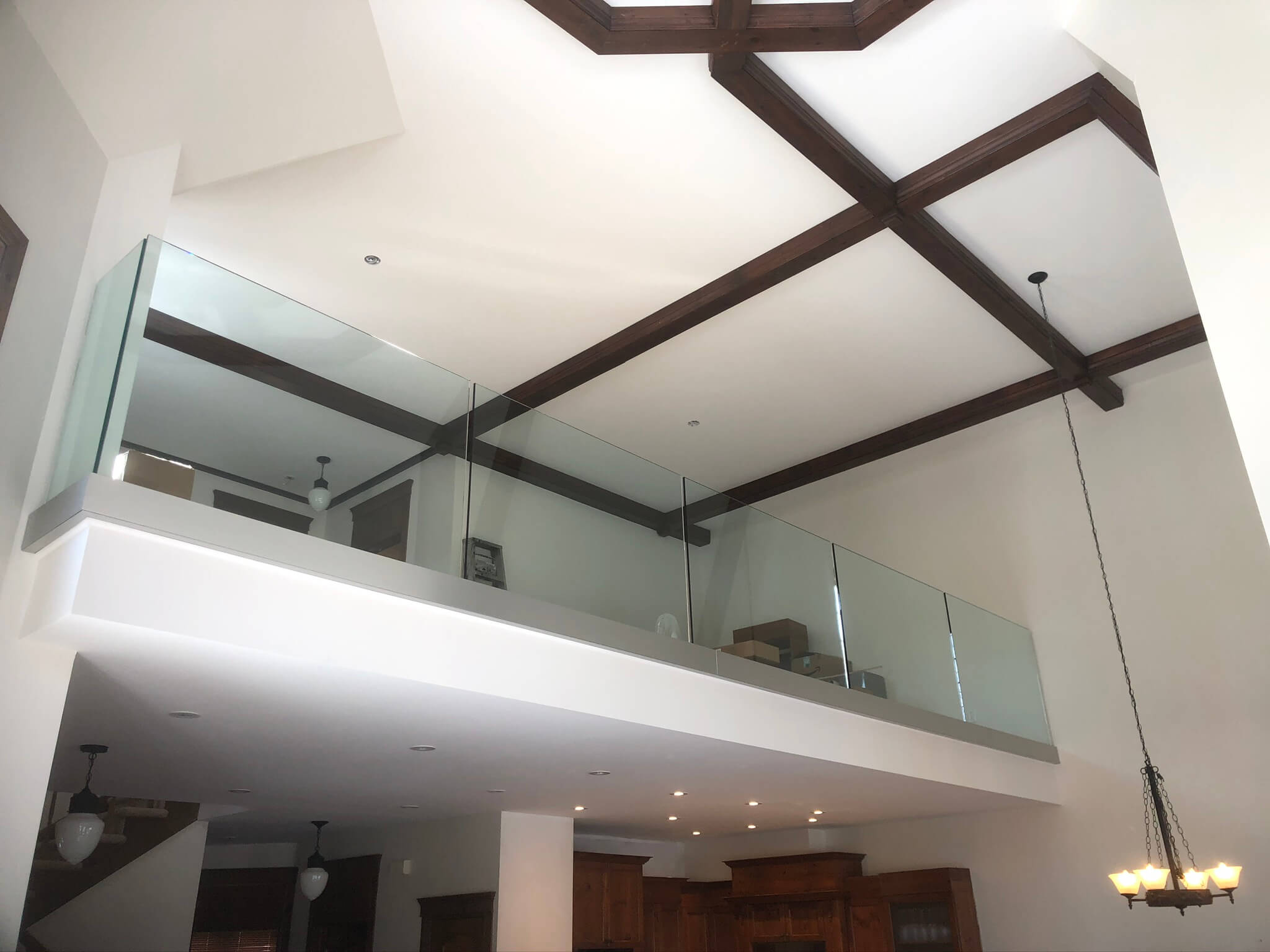 interior mezzanine glass railing 02