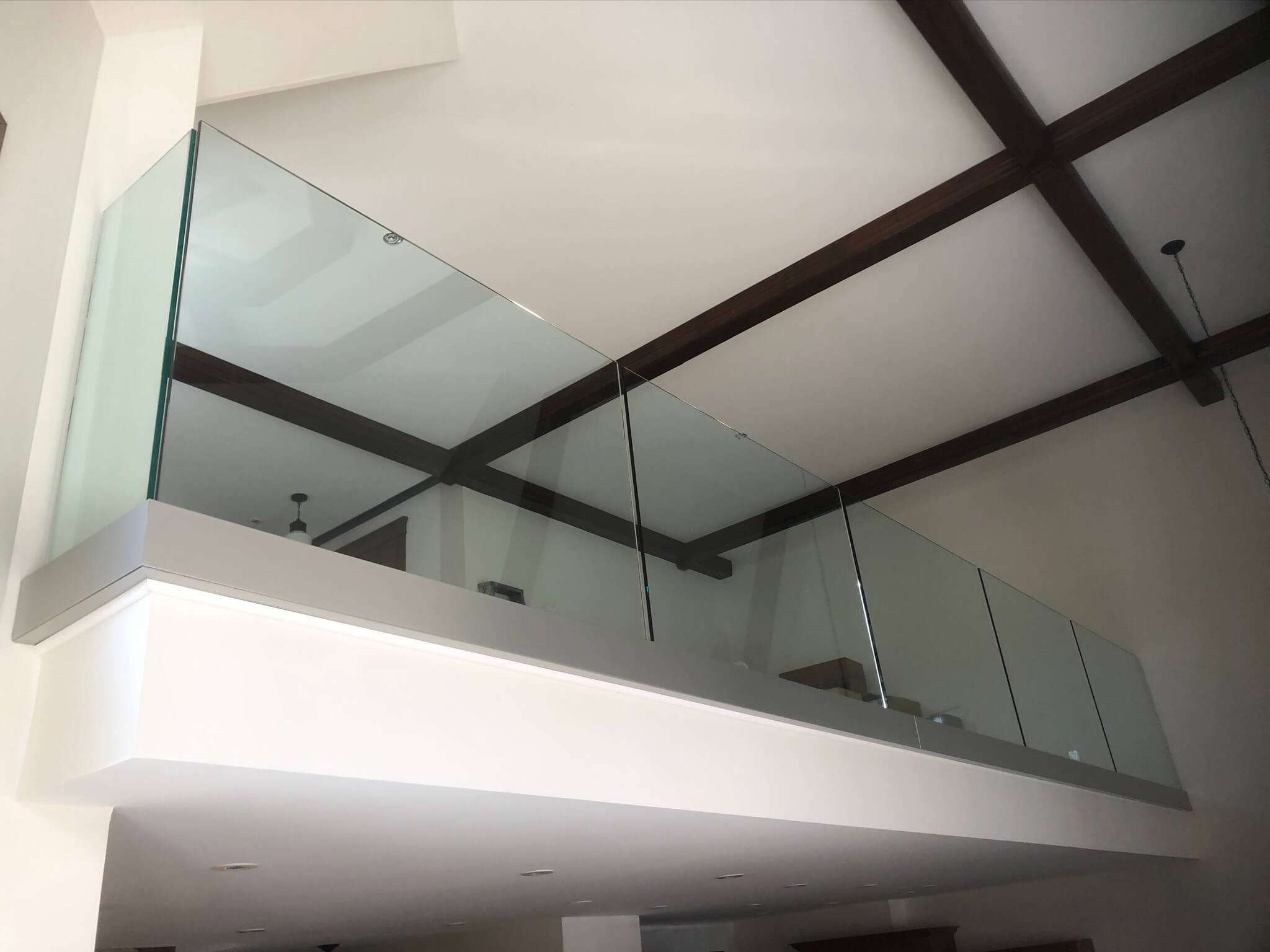 interior mezzanine glass railing 03