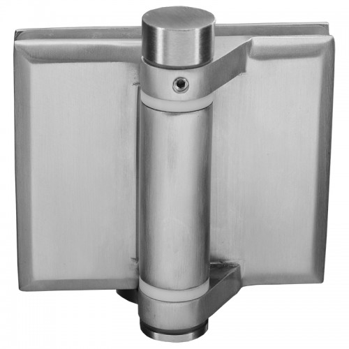 Spring Hinges for 8- to 12-mm Glass Gate