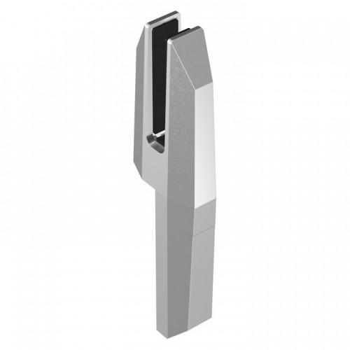 Spigot montage latéral pour verre 12 à 17.52 mm