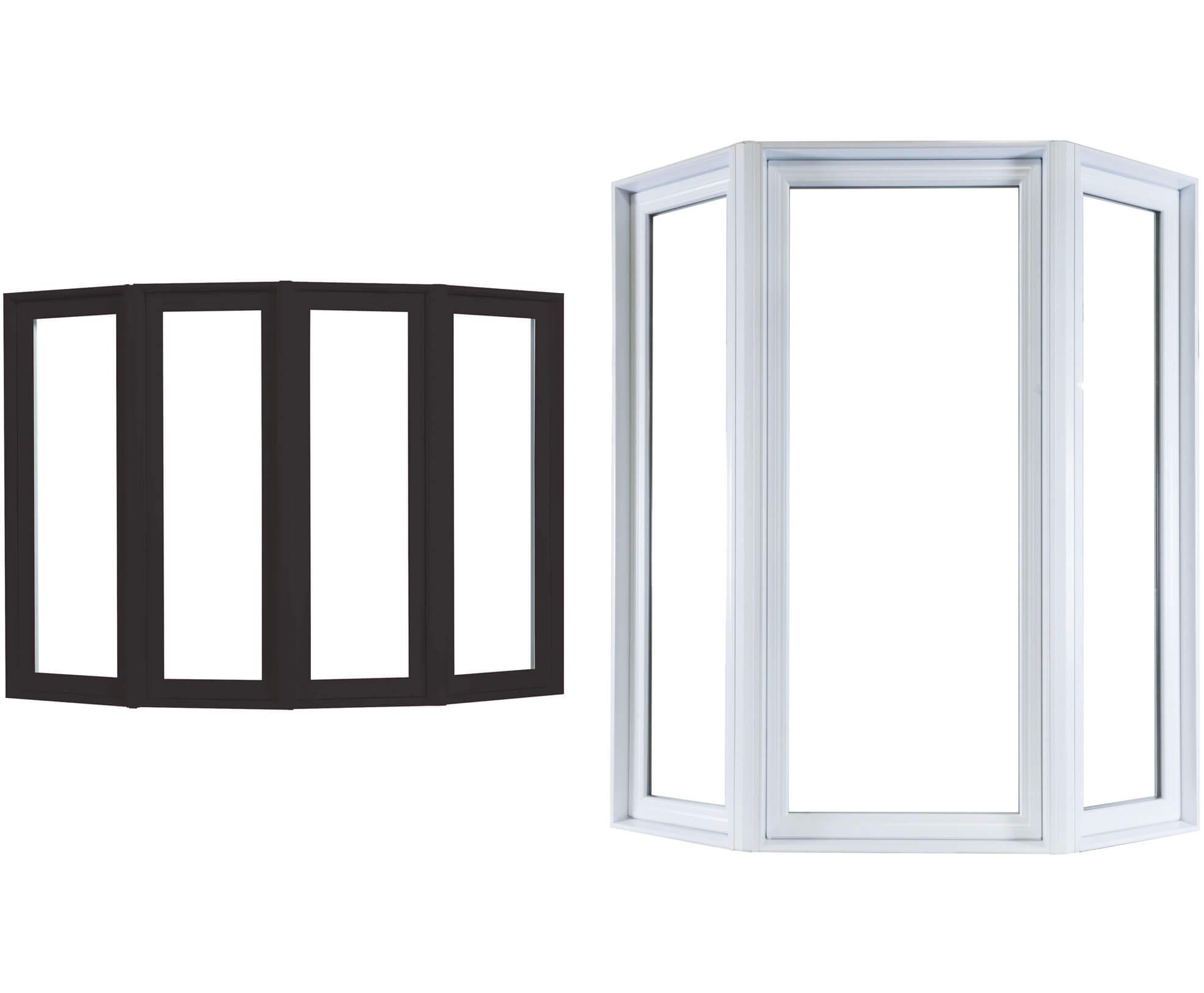 pvc or aluminium architectural windows