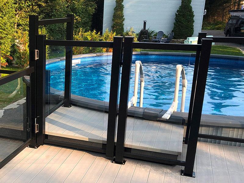 réglementation clôtures de piscine