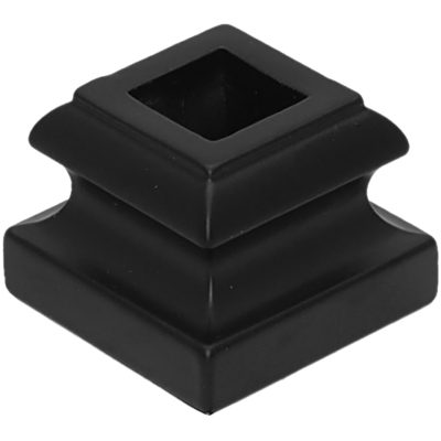 Bases pour barreau rond ou carré